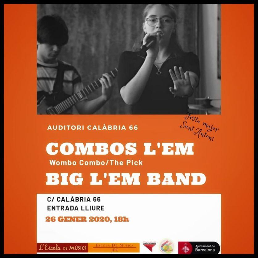 Combos L'EM i Big L'EM Band